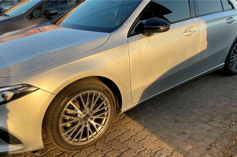 Used 2020 Mercedes Benz A-Class Sedan A200d PROGRESSIVE (4DR)