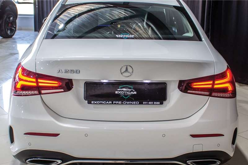 2020 Mercedes Benz A-Class sedan A250 SPORT (4DR)