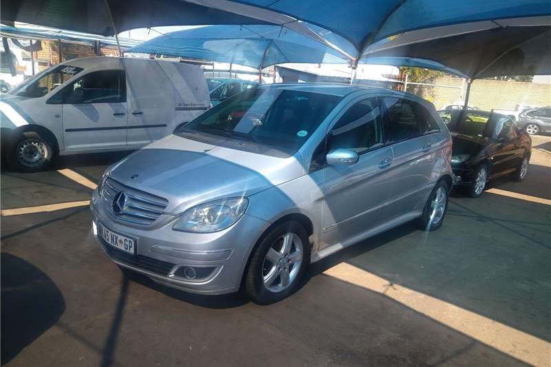 Used 2006 Mercedes Benz B Class