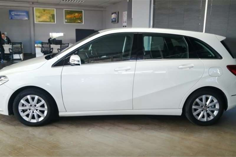 Used 2013 Mercedes Benz B Class