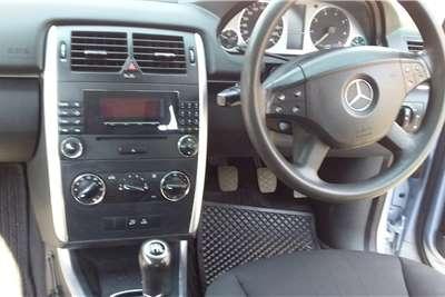 Mercedes Benz B Class B170 2007