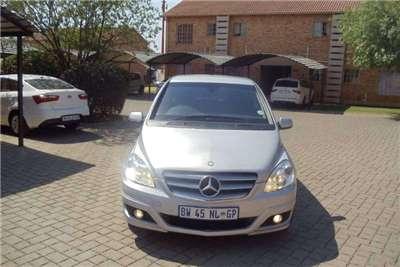 Mercedes Benz B Class B180 2011