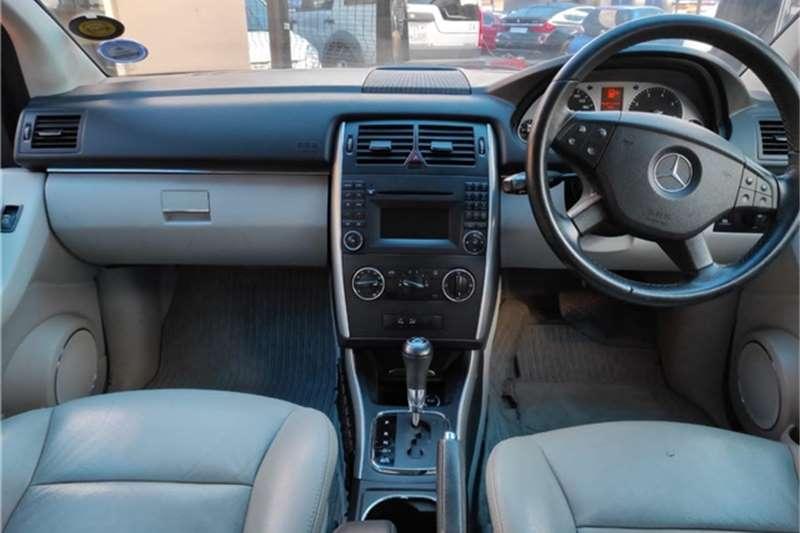 Used 2011 Mercedes Benz B Class B180