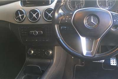 Mercedes Benz B Class B180 2013