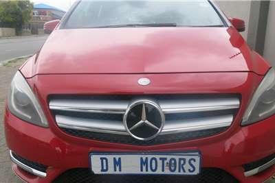 Used 2013 Mercedes Benz B Class B180