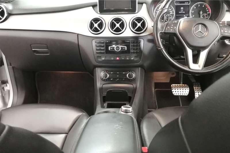 Mercedes Benz B Class B180 auto 2013