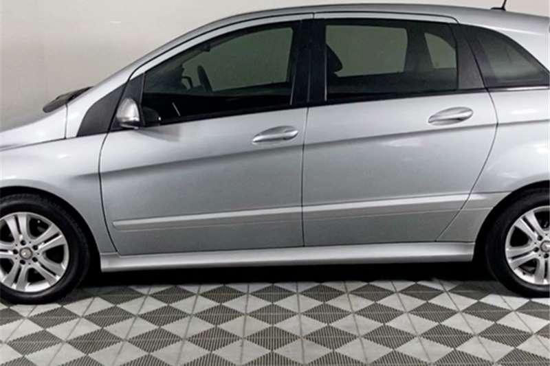 2010 Mercedes Benz B Class B180 Autotronic
