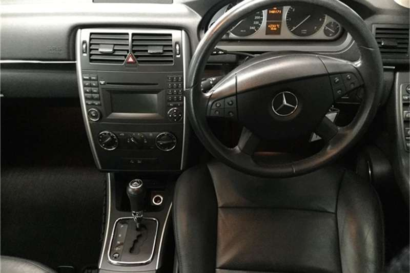 Mercedes Benz B Class B180 Autotronic 2011