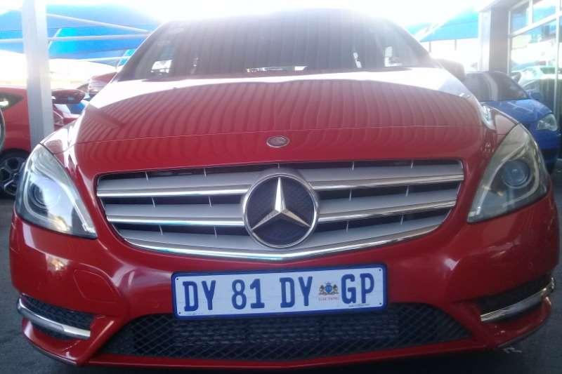 2013 Mercedes Benz B Class B180 Autotronic