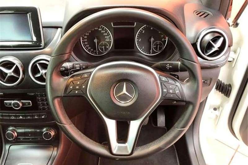 Mercedes Benz B Class B180CDI Auto 2012