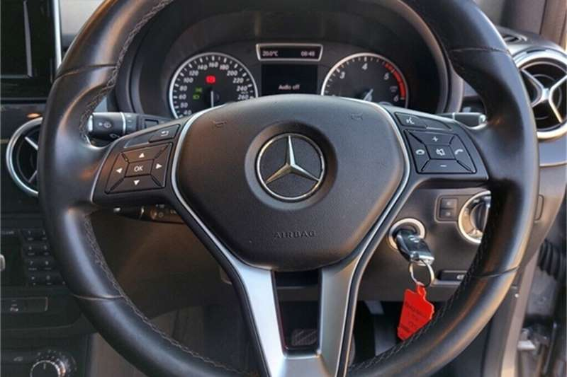 Used 2013 Mercedes Benz B Class B180CDI auto