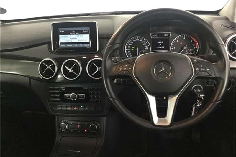 Mercedes Benz B Class B180CDI auto 2014