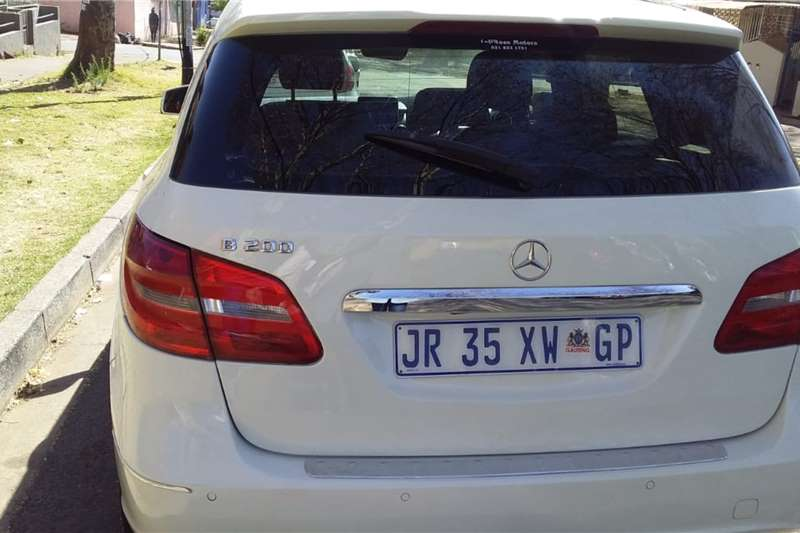 2014 Mercedes Benz B Class B200