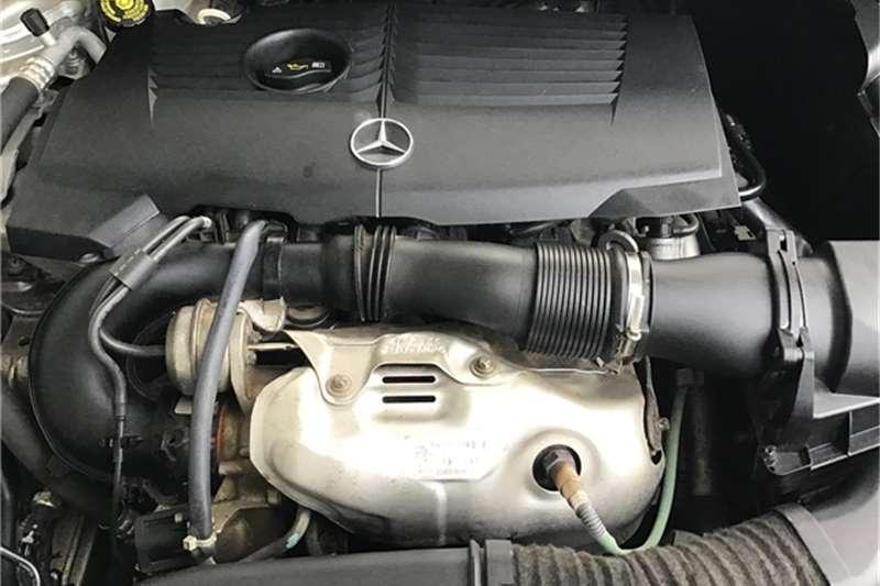 Mercedes Benz B Class B200 2015