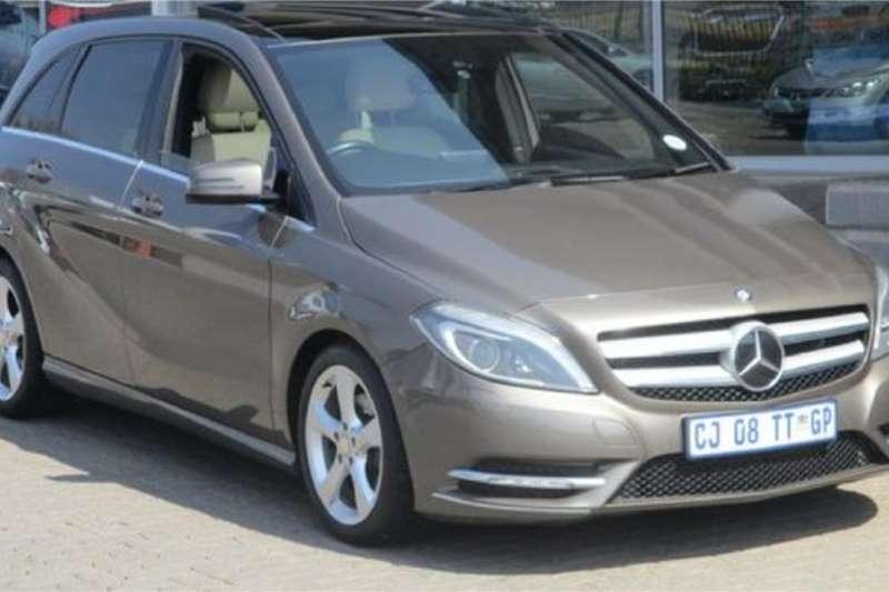 Used 2013 Mercedes Benz B-Class B200 A/T (W247)