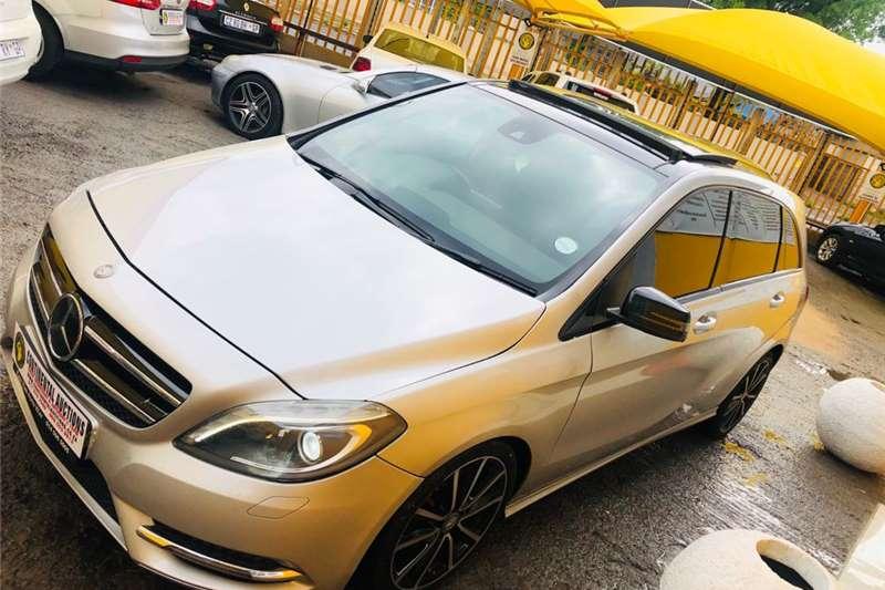 Used 2015 Mercedes Benz B-Class B200 A/T (W247)