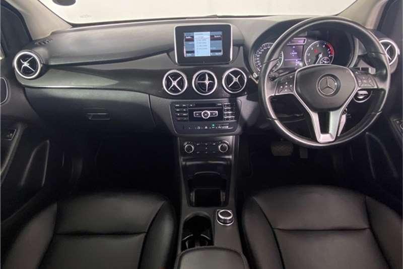 Used 2014 Mercedes Benz B Class B200 auto