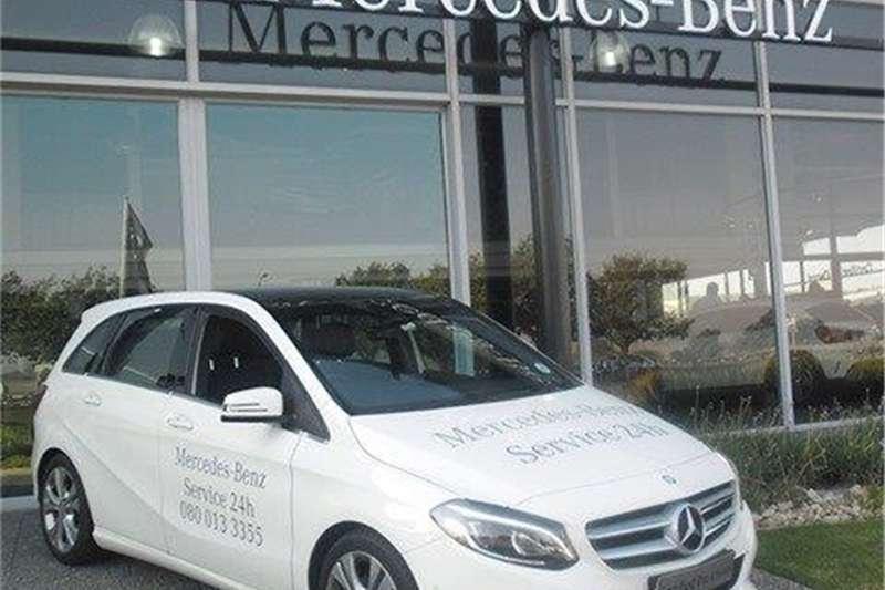 Mercedes Benz B Class B200 auto 2016