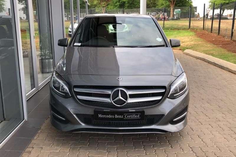 Mercedes Benz B Class B200 auto 2019
