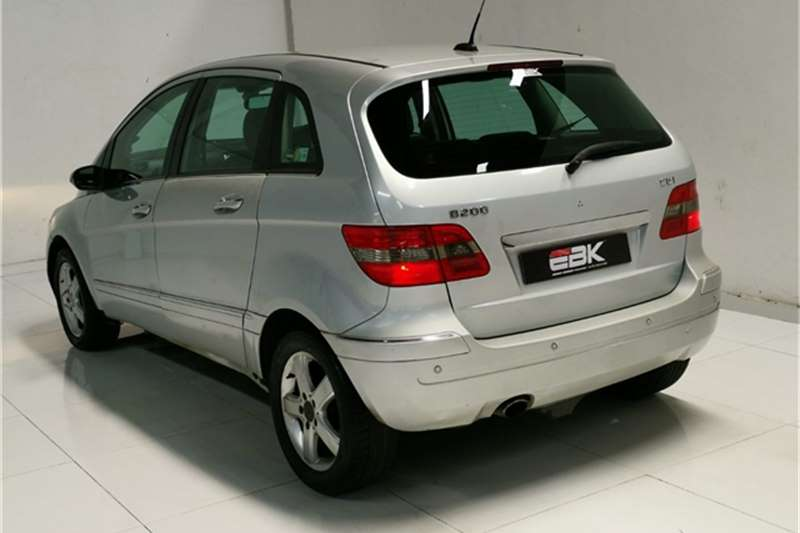 Used 2008 Mercedes Benz B Class B200 Autotronic