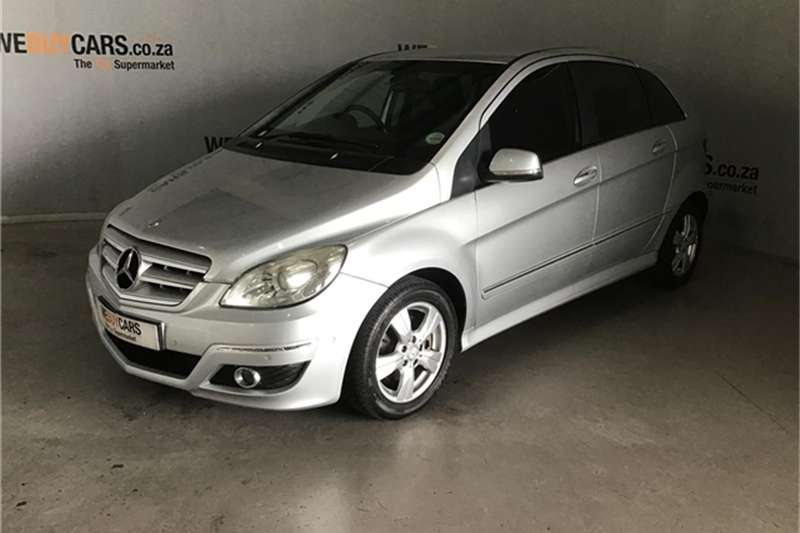 Mercedes Benz B Class B200 Turbo 2010