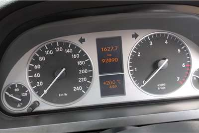 Mercedes Benz B Class B200 Turbo 2010
