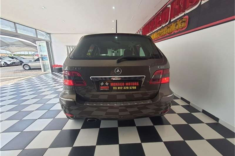 Used 2011 Mercedes Benz B Class