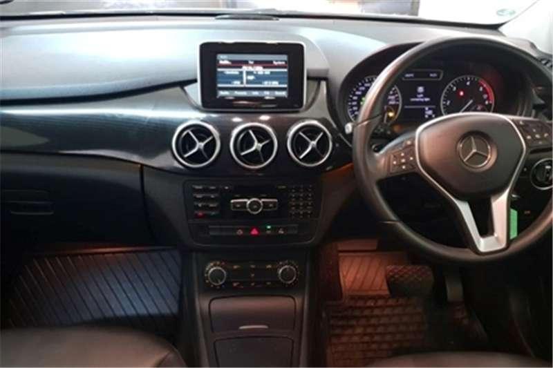 Mercedes Benz B Class B200CDI auto 2014