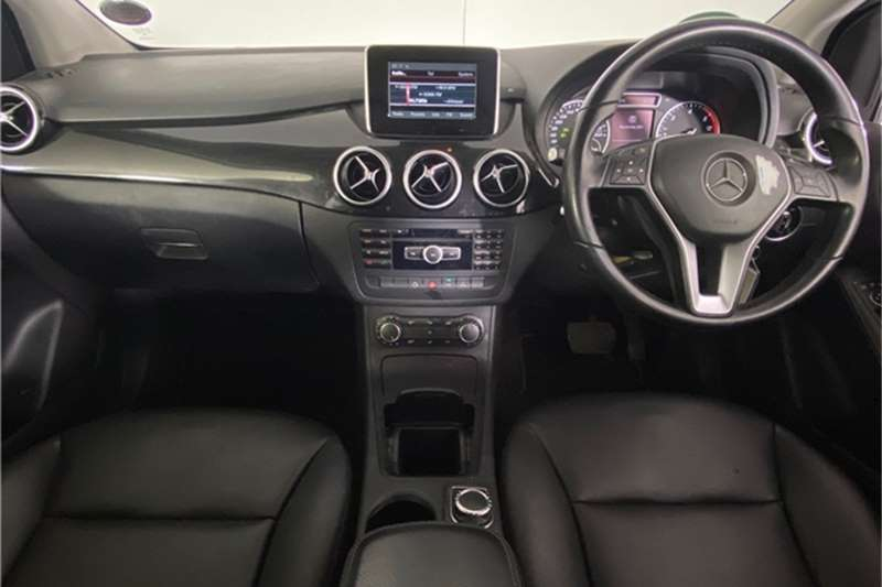 2014 Mercedes Benz B Class B200CDI auto