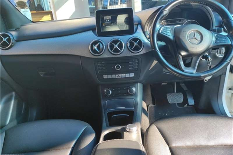 2015 Mercedes Benz B Class B200CDI auto