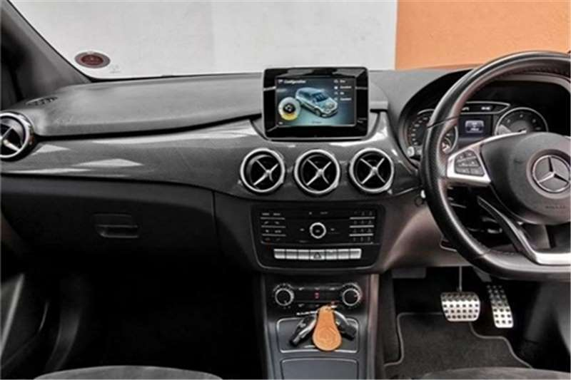 Mercedes Benz B Class B200CDI auto 2016