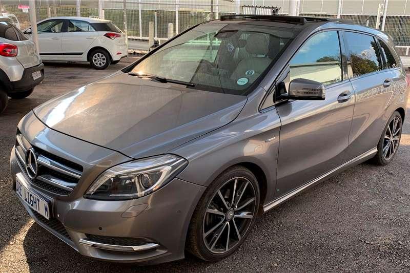 Mercedes Benz B Class B200CDI Sports Autotronic 2014