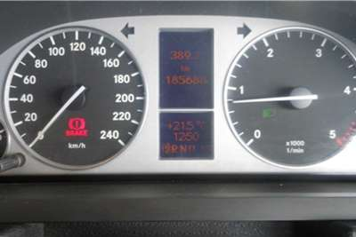 Used 2007 Mercedes Benz B-Class B200d A/T (W247)