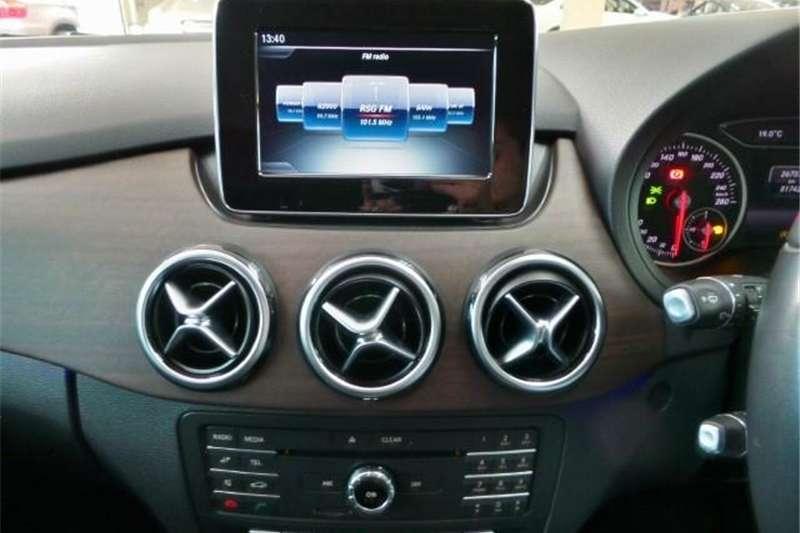 Mercedes Benz B Class B220CDI 2015