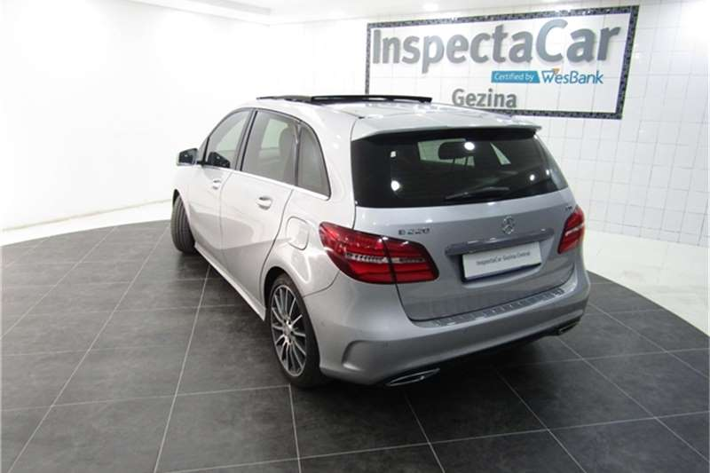 Used 2015 Mercedes Benz B Class