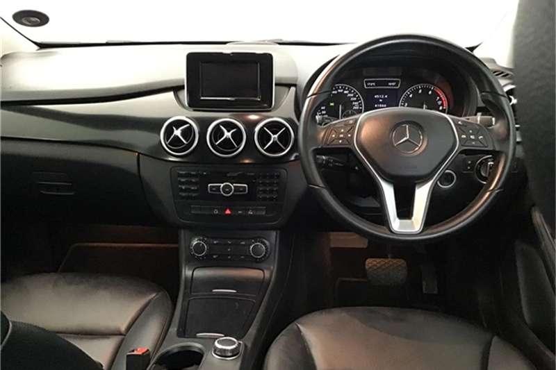 Mercedes Benz B Class B250 2014