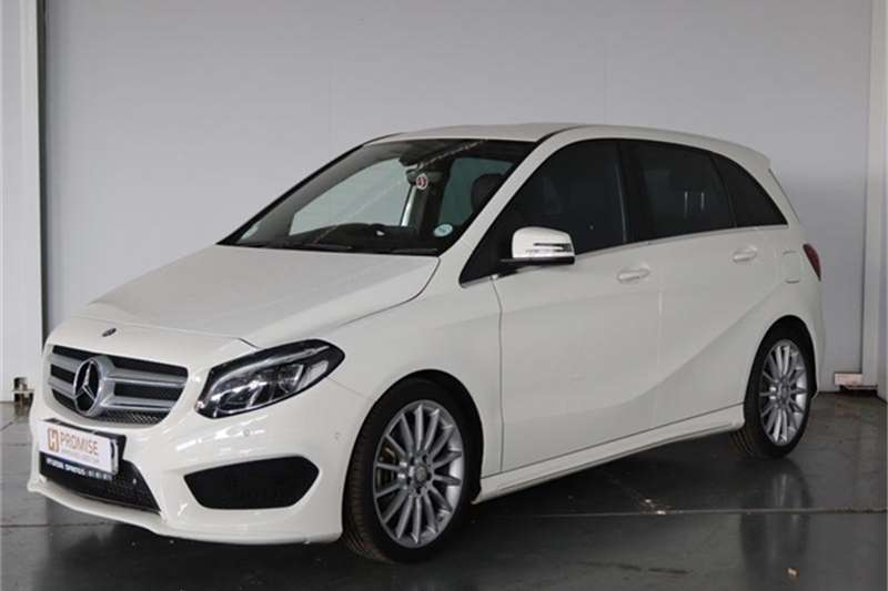 Mercedes Benz B Class B250 AMG Sports 2016