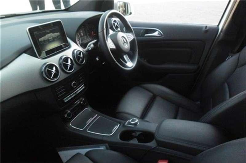 2016 Mercedes Benz B Class B200 auto