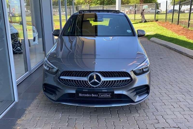 2019 Mercedes Benz B-Class B200d A/T (W247)