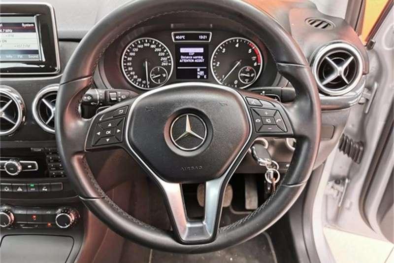 2015 Mercedes Benz B Class B180 auto