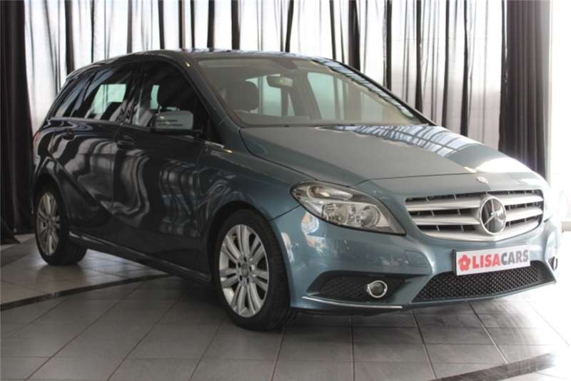 Used 0 Mercedes Benz B Class