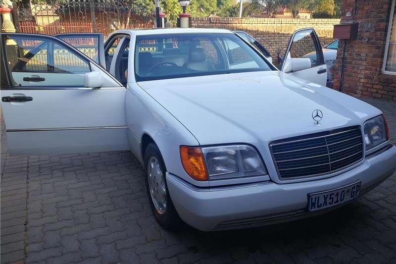 Mercedes Benz Benz 1994