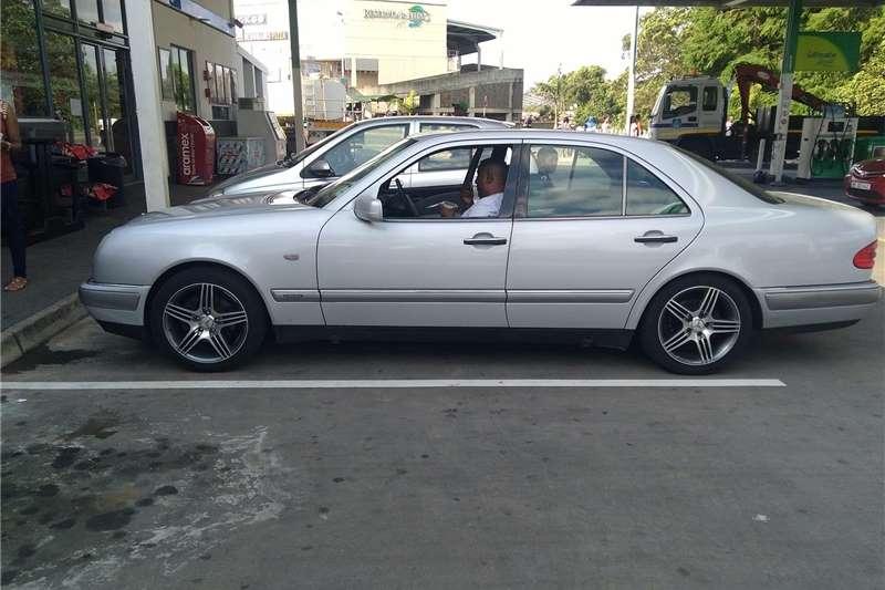 Mercedes Benz Benz 1995