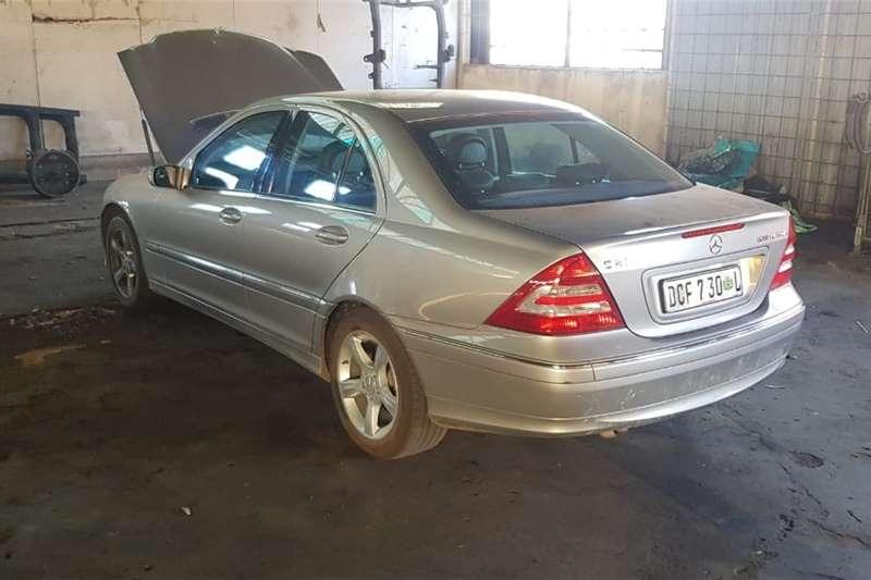 Mercedes Benz Benz 2005