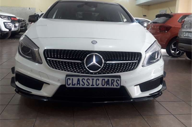 Mercedes Benz Benz A 45 4Matic Turbo 2015