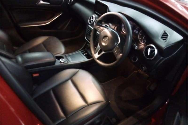 Mercedes Benz Benz A220 2014
