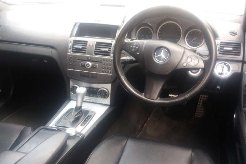 Mercedes Benz Benz C200 2011