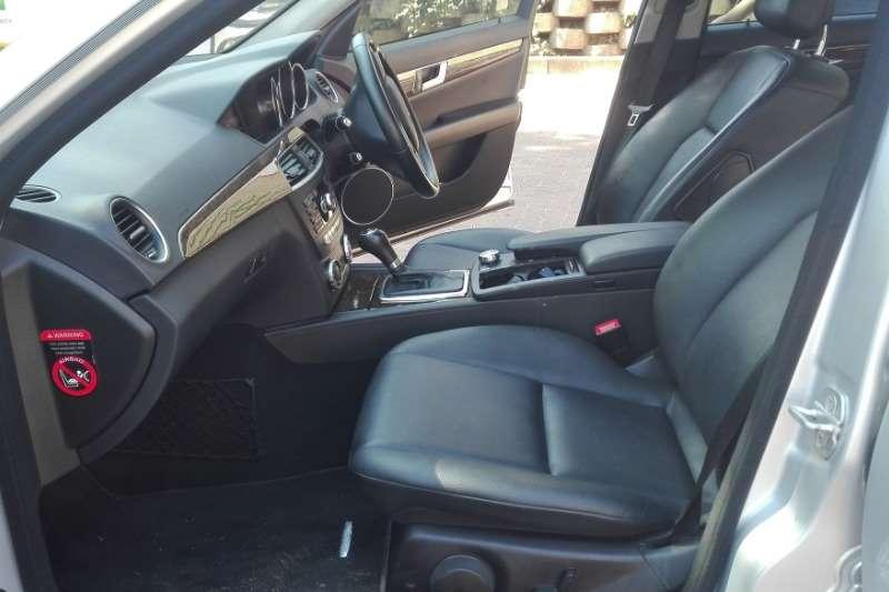 Mercedes Benz Benz C200 2013