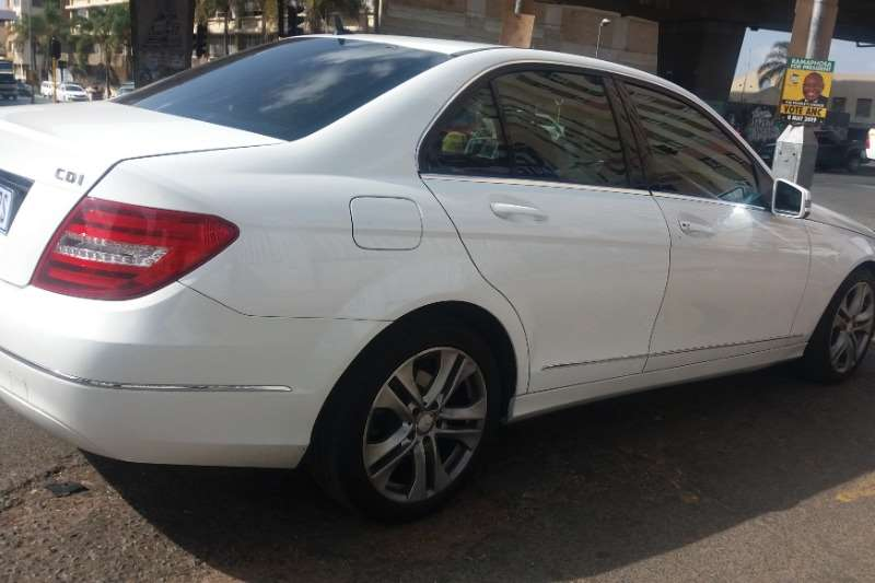 Mercedes Benz Benz C200 CDI 2014