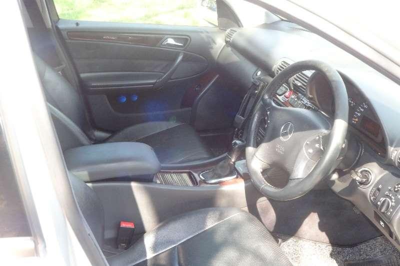 Mercedes Benz Benz C200 KOMPRESSOR 2004
